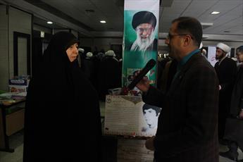 بانوان مبلّغ شعار سال رهبری معظم انقلاب اسلامی را تبیین نمایند