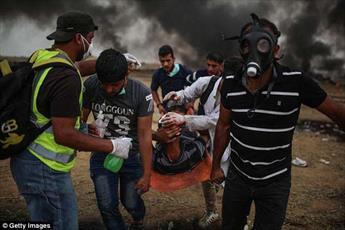 مرکز اسلامی آمریکا نظامیان اسرائیلی را تحریم می کند