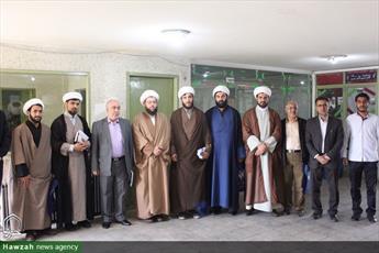 تصاویر/ نشست مشترک مبلغان مدارس امین و مدیران مدارس آموزش و پرورش منطقه ۱۲ تهران