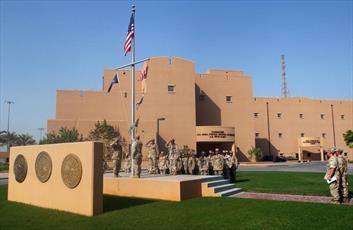 با خروج آخرین سرباز آمریکایی، منطقه از امنیت و آسایش بهرمند خواهد شد