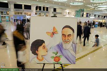 تصاویر/ بیست و ششمین  نمایشگاه بین المللی قرآن کریم-۵