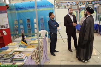 درخشش حوزویان در نمایشگاه قرآن/ خبرگزاری حوزه منعکس کننده اخبار نمایشگاه