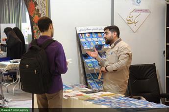 دسترسی طلاب و دانشجویان به ۲۵۰ پایان نامه حوزوی/ نقد تشیع انگلیسی  درنمایشگاه قرآن