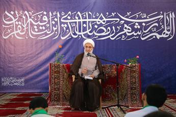 رئیس شورای حوزه علمیه قزوین: قرآن و اهل بیت(ع) جدایی ناپذیرند