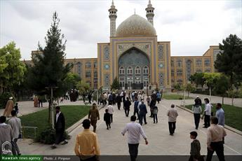 تصاویر/ مراسم گرامیداشت سالروز آزادسازی خرمشهر در مدرسه علمیه معصومیه