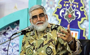 نگاهی به تاثیر سردار شهید قاسم سلیمانی در امنیت منطقه