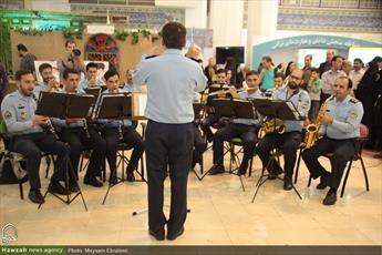 تصاویر/گرامیداشت آزادسازی خرمشهر در نمایشگاه بین المللی قرآن (۱۲)