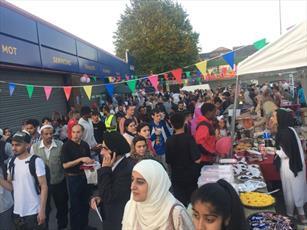 جشنواره «افطار خیابانی ۲۰۱۸» در شهر بیرمنگام برگزار می شود