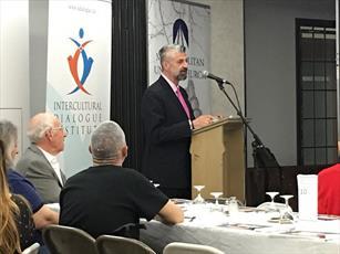 مراسم افطاری در یکی از بزرگترین کلیساهای تورنتو برگزار شد + تصاویر