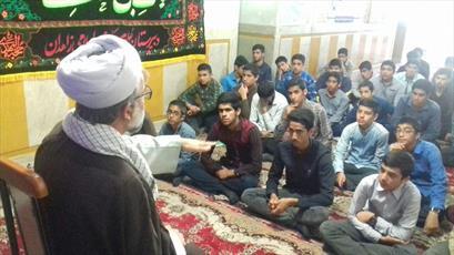 برگزاری ۱۵۰ گفتمان دینی  در شهرستان بیجار