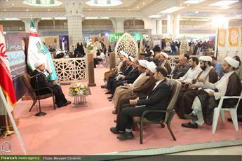 تصاویر/ بخش حوزوی در هشتمین روز بیست و ششمین نمایشگاه بین المللی قرآن کریم(۲۳)