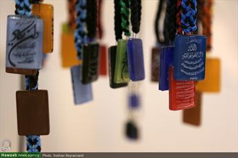 تصاویر/ بخش محصولات فرهنگی و صنایع دستی نمایشگاه قرآن کریم(۲۵)