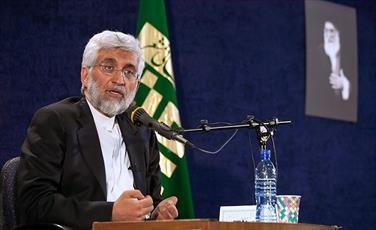 المرشح سعيد جليلي يعلن انسحابه من الانتخابات الرئاسية في ايران