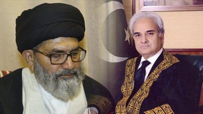 رئیس شورای علمای شیعه پاکستان از انتخاب نخستوزیر موقت قدردانی کرد