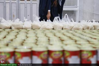 توزیع ارزاق و مواد غذایی با نرخ دولتی ویژه مساجد و هیئات مذهبی