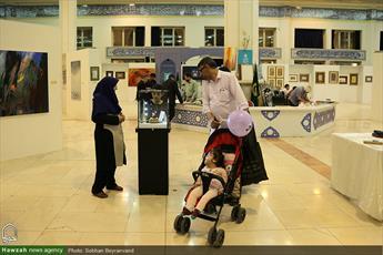 تبلیغات مناسبی در خصوص نمایشگاه قرآن در رسانه ملی صورت نگرفت