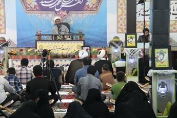 منزل روحانیون یزدی مکان برگزاری تفسیر قرآن کریم