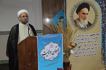 اردوی فرهنگی بصیرتی طلاب ۱۱ استان آغاز  شد
