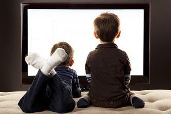 تأثیر برنامه های خشونت آمیز تلویزیونی بر رفتار کودکان