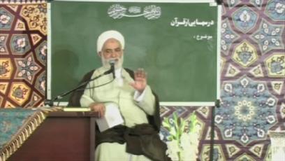 تنها با قرآن به سر گرفتن مشکلات حل نمیشود/ عمل قرآنی مهم است