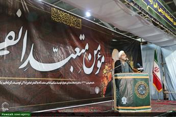تصاویر/ مراسم بزرگداشت امام خمینی(ره) در اصفهان