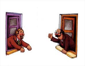 ارتباط با همسایگان چگونه باید باشد؟