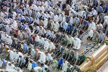 راه حل پیامبر(ص) برای شرکت مرد نابینا در نماز جماعت