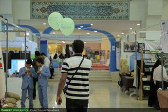 تصاویر/ حاشیه های بیست و ششمین نمایشگاه بین المللی قرآن کریم(۴۲)