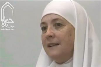 فیلم/ حجاب در نگاه یک زن انگلیسی زبان