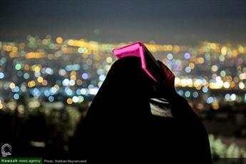 تصاویر/ مراسم احیاء شب نوزدهم ماه مبارک رمضان در کهف الشهداء