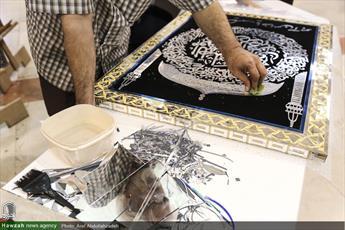 تصاویر/ حاشیه هایی از نمایشگاه بین المللی قرآن کریم(۴۴)