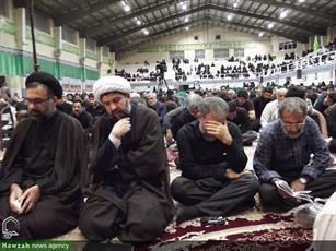 تصاویر/ مراسم احیای شب نوزدهم ماه مبارک رمضان در کاشان