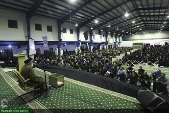 تصاویر/ مراسم سالگرد ارتحال امام خمینی(ره) در حسینیه جماران بیرجند