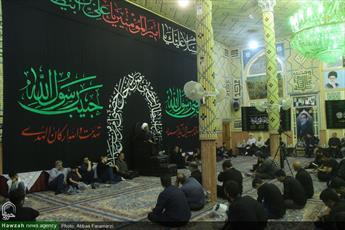 تصاویر/ مراسم احیای شب بیست و یکم رمضان در قم