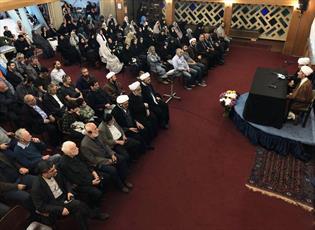 تصاویر/ کنفرانس «معنویت و عقلانیت در سیره امام خمینی(ره)»  در آلمان
