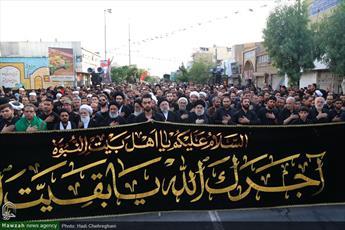 راهپیمایی بزرگ «جاماندگان اربعین حسینی» در تهران