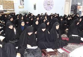 پذیرش مادران جوان در حوزه علمیه مشکات اندیشه تهران