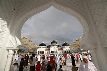 کمپین ضدزباله پلاستیکی در مسجد اندونزی راه اندزی شد