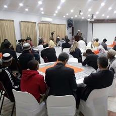 اسلام از طریق گفتگو و تبادل نظر توسعه پیدا کرده است
