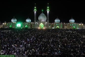 گردهمایی بزرگ طلاب و روحانیون در مسجد جمکران برگزار می شود