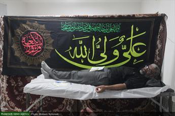 تصاویر/ اهدای خون در شب قدر در بیرجند