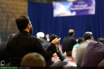 تصاویر/ احیای شب بیست و سوم ماه رمضان در مصلای قم