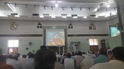 تصاویر اختصاصی از تجمع شیعیان کویت در روز قدس