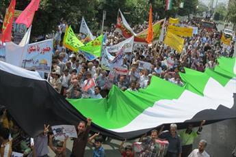 ائمه جمعه  قزوین از حضور باشکوه ملت انقلابی قدردانی کردند