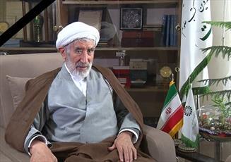 پیکر حجت الاسلام والمسلمین احمدی در قم  تشییع و تدفین شد