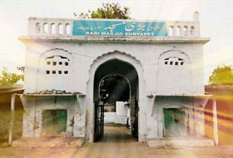مسجد ۴۵۰ ساله در تلانگانای هند مرمت و بازسازی می شود