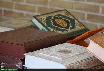 تصاویر/ نمایشگاه محصولات قرآنی در سنندج