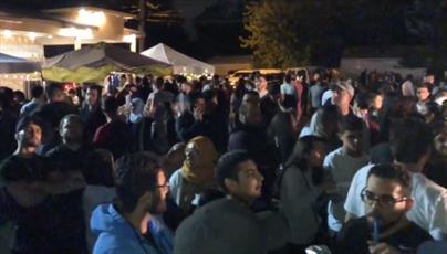 نخستین جشنواره «غذای سحری» در دیربورن برگزار شد