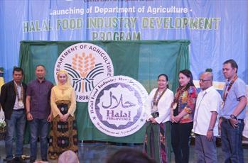 وزارت کشاورزی فیلیپین، برنامه های حمایتی «صنعت حلال» را آغاز کرد
