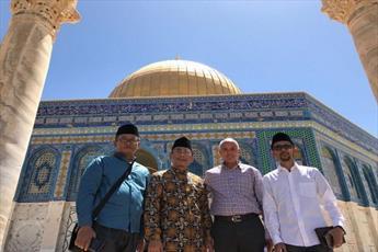 حماس سفر گروهی از اندونزی به فلسطین اشغالی را محکوم کرد